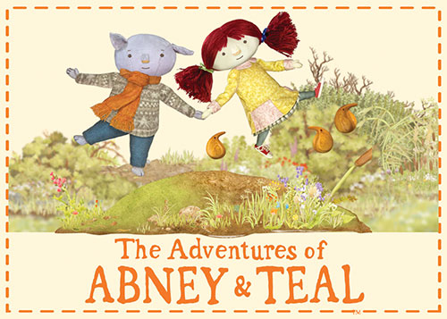 The Adventures of Abney and Teal.  Music composed by Andrew McCrorie-Shand