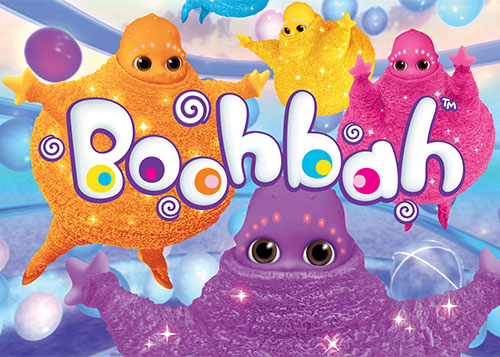 Boobah - Children's TV programme music composed by Andrew McCrorie-Shand