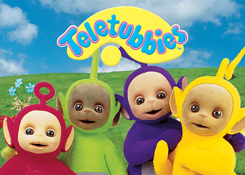 Teletubbies soundtrack composed by Andrew McCrorie-Shand